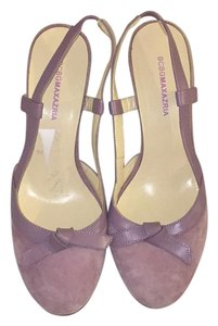 BCBGMAXAZRIA Light purple/lavender Pumps