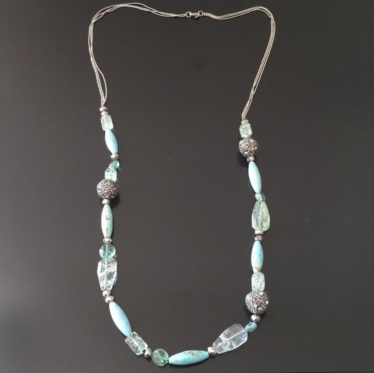 Alexis Bittar Pave Sphere Beaded Strand Necklace Image 2