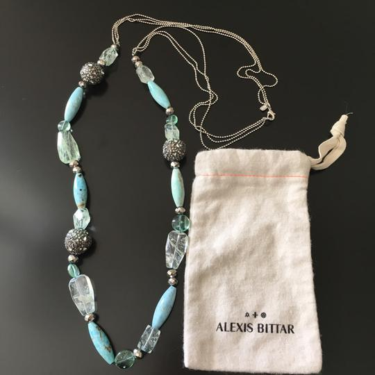 Alexis Bittar Pave Sphere Beaded Strand Necklace Image 9