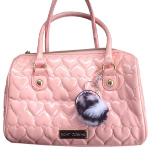 Betseyville Satchel in Pink