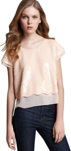 BCBG Max Azria Top Rose