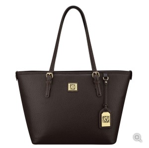 Anne Klein Tote in Brown