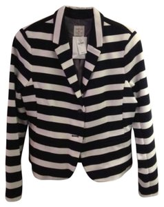 Gap Striped The Navy and white Blazer