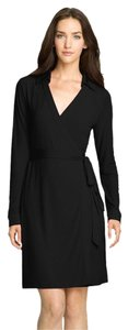 Calvin Klein Wrap Dvf Dress