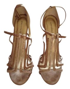 Adrianna Papell Gold/Silver Sandals