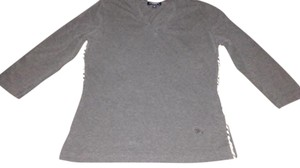 Burberry London Top Heather Gray