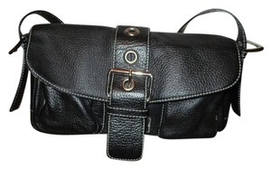Maxx New York Leather Shoulder Bag