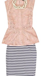 Ann Taylor Top Blush
