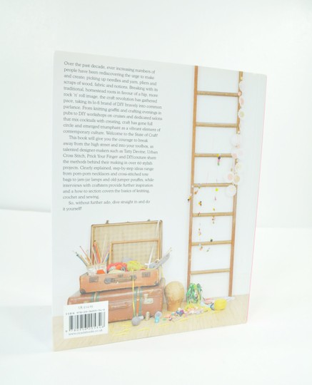 State Of Craft - Craft Book Diy - Creative Templates - Artistic Fun Guide Book Other Image 2