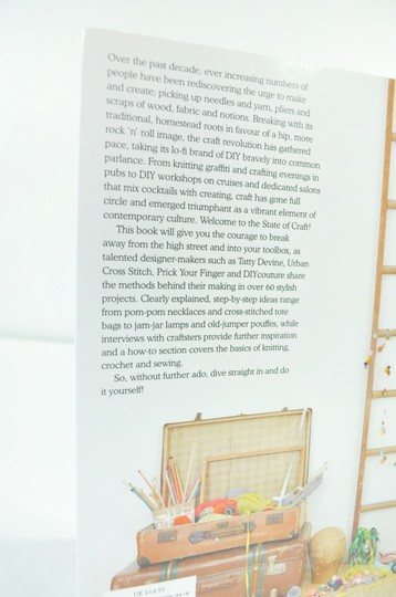 State Of Craft - Craft Book Diy - Creative Templates - Artistic Fun Guide Book Other Image 3