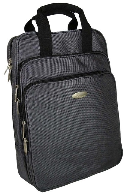 Item - Laptop Durable Computer For Laptops Best Laptop For Students - Grey Polyester Fabric Backpack