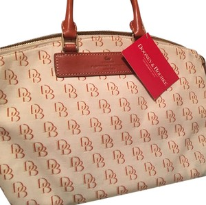 Dooney & Bourke Satchel in White