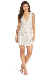 BCBGMAXAZRIA Wedding Sequin Dress