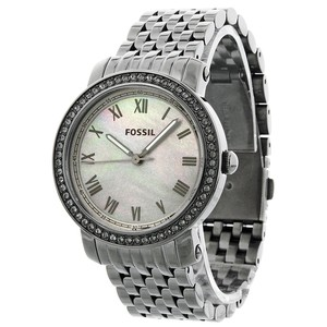Fossil Fossil Es3114 Emma Stainless Steel Ladies Watch