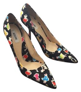 Moschino Mulit color Pumps