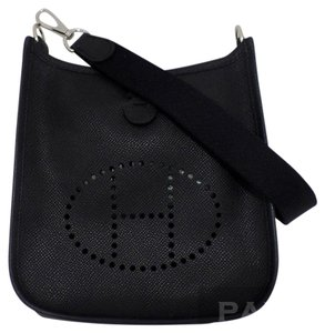 Herms Micro-mini Evelyne Evelyne Mini Evelyne Tpm Epsom Cross Body Bag