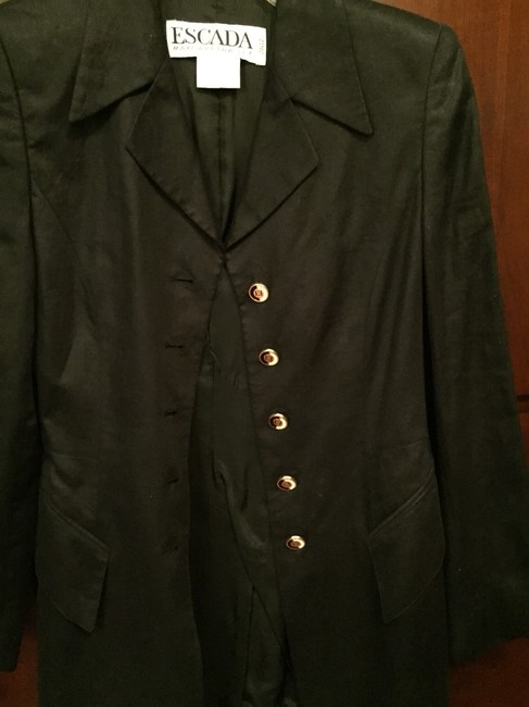 Escada Navy Jacket
