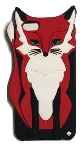 Kate Spade Kate Spade New York iPhone 6 and 6s Silicon Fox Case