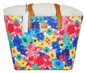 Dooney & Bourke Shopper Large Tote in Multi Color