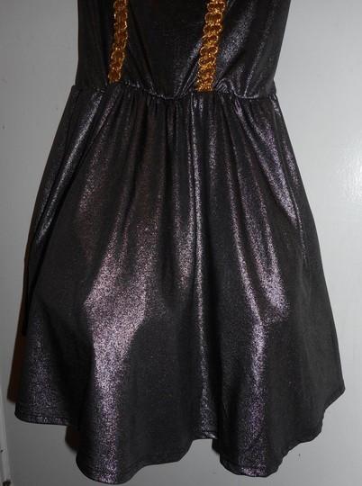 Costumes USA Junior size M Steampunk or/Viking Costume Image 5
