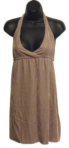 Juicy Couture short dress Tan on Tradesy