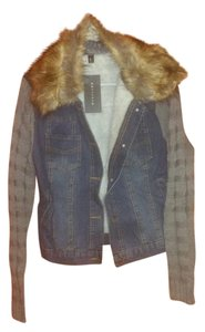 Chenfeng Womens Jean Jacket