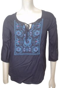 Mossimo Supply Co. Embroidered New With Tag Tunic