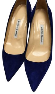 Manolo Blahnik Asiago Pumps