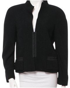 Chanel Black Cropped Blazer