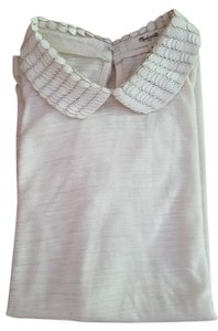 Madewell Top Off-white