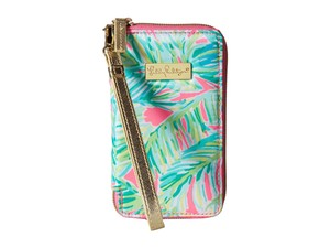 Lilly Pulitzer Brand New Women's Green Tiki Palm Iphone 6 Case