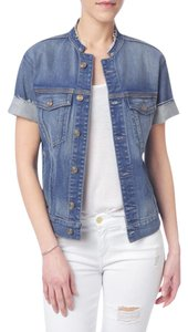 7 For All Mankind Sardinia beach Womens Jean Jacket