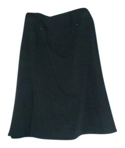 Lane Bryant Skirt Black