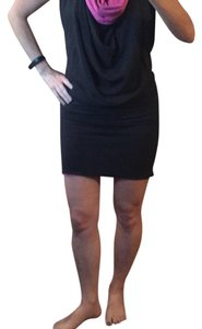 Lululemon short dress Dark Gray/Pink on Tradesy