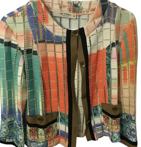 Etro Multi colored Blazer