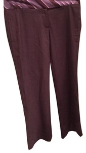 Diane von Furstenberg Capri/Cropped Pants Brown