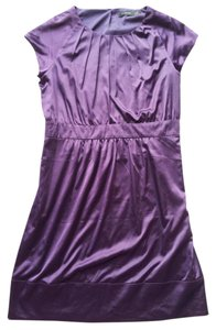 The Limited short dress purple on Tradesy