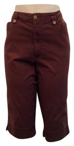 White Stag Capris Brown