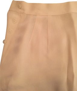 Tahari Skirt Cream