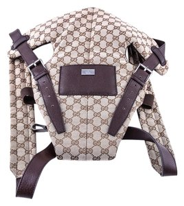 Gucci * Gucci Baby Carrier
