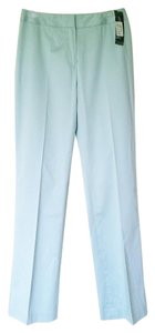 Lafayette 148 New York Brand Straight Pants mint