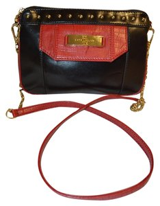 Kate Landry Red Cross Body Bag