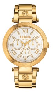 Versus Versace NEW WOMENS VERSUS BY VERSACE (SCA030016) CAMDEN MARKET GOLD WATCH