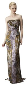 Badgley Mischka Evening Wedding Prom Dress