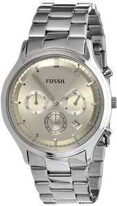 Fossil Fossil FS4669 Ansel Silver Watch