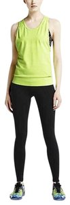Nike Sport Workout Gym Comfortable Top Neon Yellow (Volt)