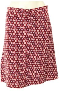 Tocca Skirt Red