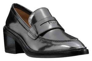 Coach Loafer Fall GUNMETAL Boots