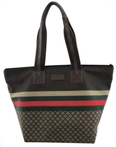 Gucci Diamante Dust New Tote in Diamante, Brown
