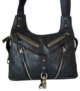 Botkier Leather Multi Pocketed Shoulder Bag